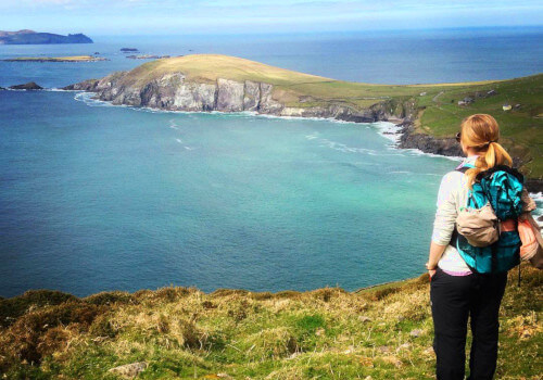 Wandelen in Ierland - Dingle Way