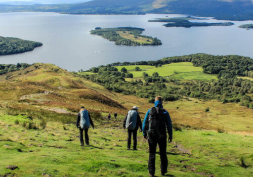Wandelen in Schotland - West Highland Way