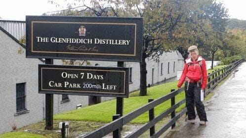 Speyside Way Whisky Trail